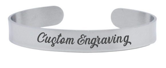 Engraved Jewellery - Bangles