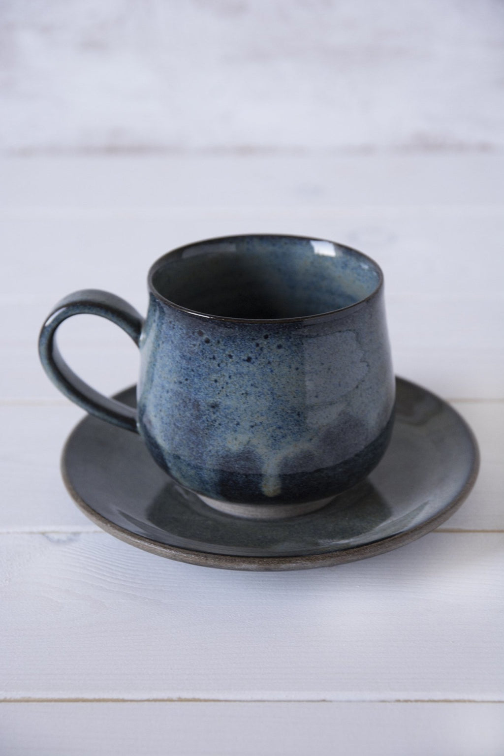 5 fl. oz Cappuccino Cup - Mad About Pottery- Mug