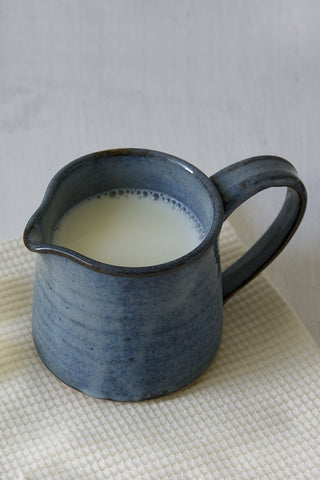 Blue Ceramic Creamer - Mad About Pottery - creamer