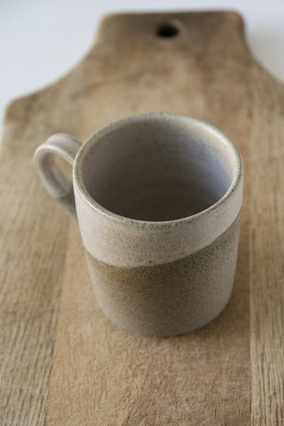 Blush Small Coffee Mug, 6 fl. oz - Mad About Pottery - Mug