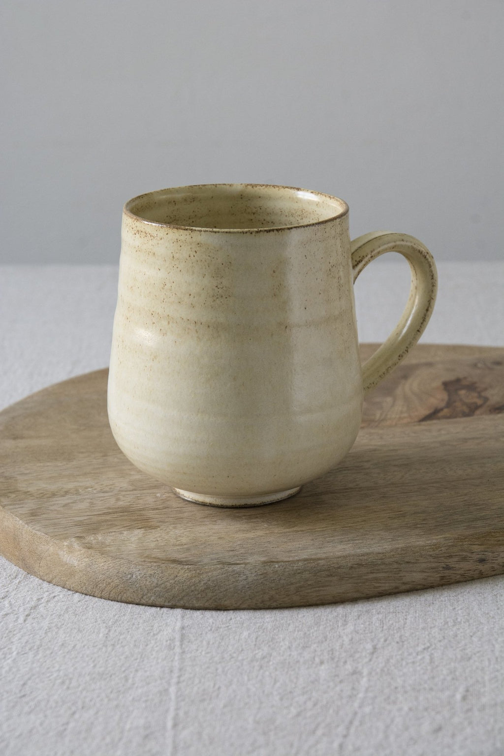 Extra Large Pottery Mug, 20 fl oz - Mad About Pottery - Mug