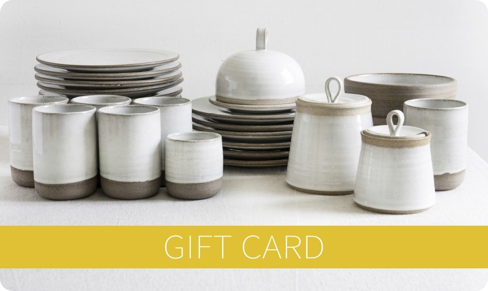 Gift Card - Mad About Pottery- Gift Card