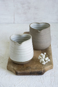 Heart Shaped Bud Vase - Mad About Pottery - Vase
