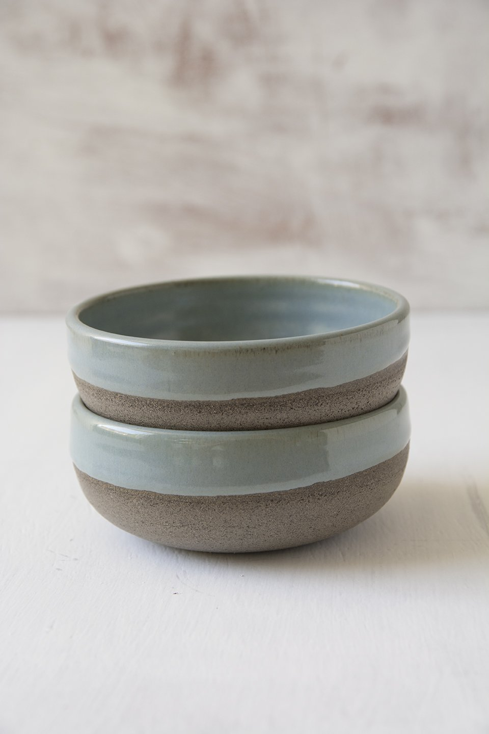 Light Blue Small Pottery Bowls - Mad About Pottery - Bowl