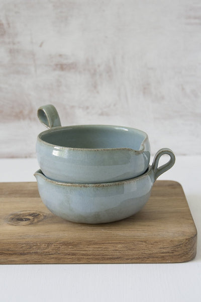 Yellow Hay Ceramic Tea Bag Holder - Mad About Pottery- Bowl