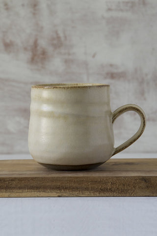 Yellow Hay Coffee Mug - Mad About Pottery - Mug
