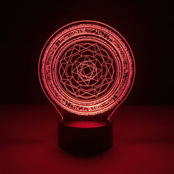 marvel avengers doctor strange led lamp night light comic merchandise accessories