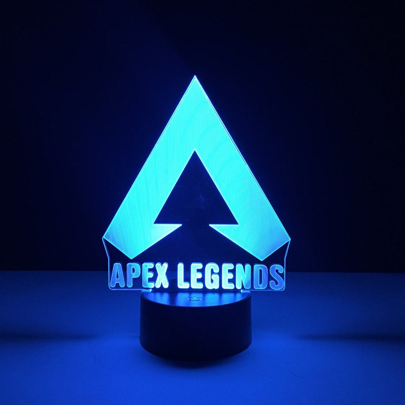 apex legends led lamp night light gaming merchandise accessories