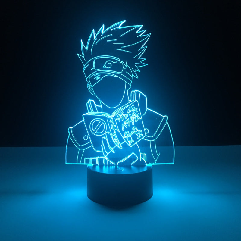 kakashi led lamp