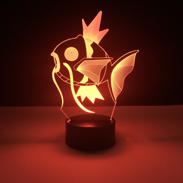 magikarp pokemon led lamp