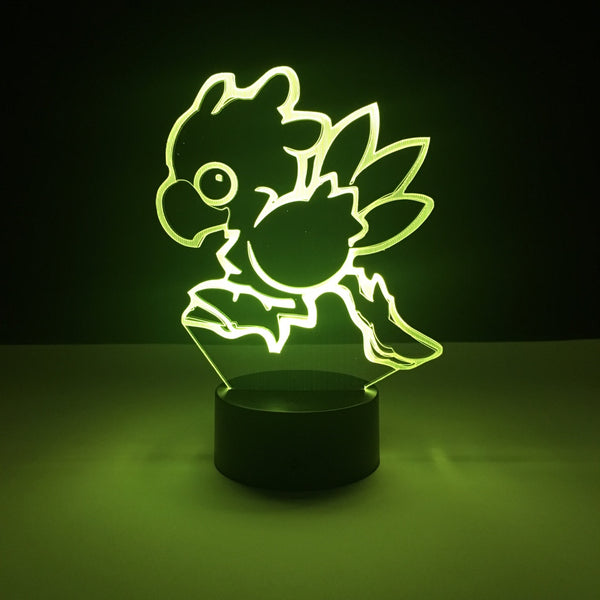 chocobo final fantasy led lamp