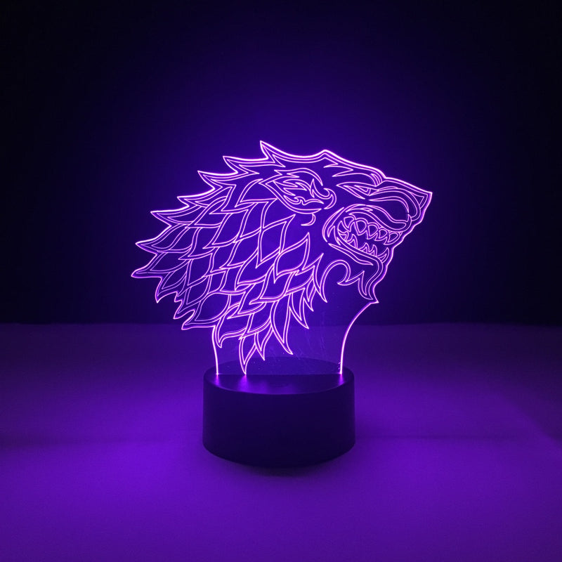 game of thrones led lamp