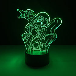 froppy my hero academia led lamp