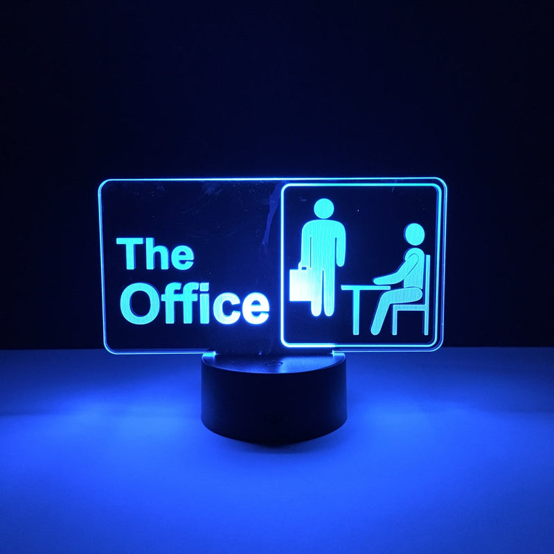 the office led lamp