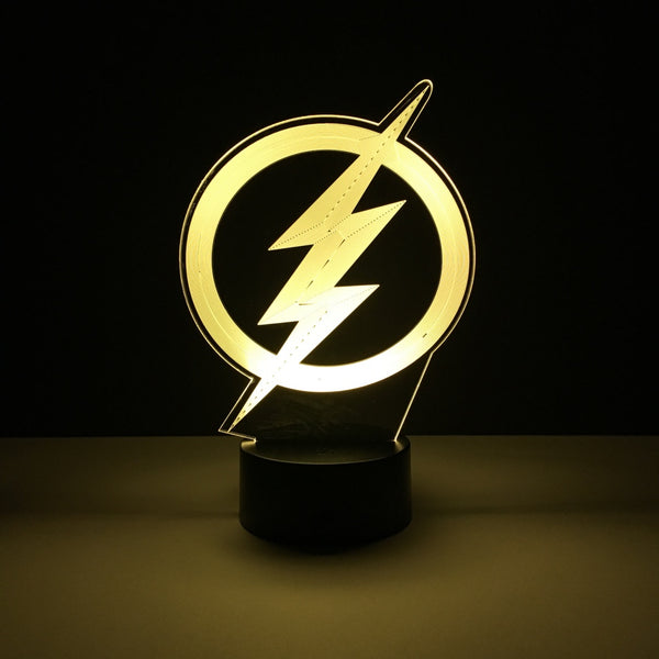 flash led lamp