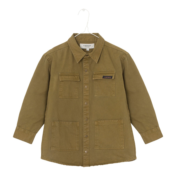 Angus Shirt Jacket