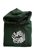 Load image into Gallery viewer, LUVABLE ASSHOLE Hoodie