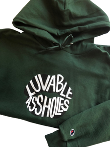 LUVABLE ASSHOLE Hoodie