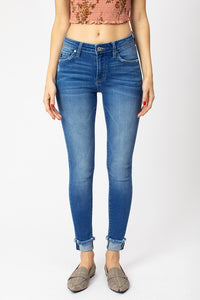 Val Medium Wash Denim