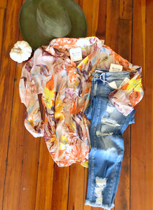 Folly Floral Shirt