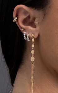 Pearl Hindi Midi Hoop