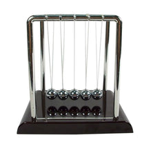 Newton Cradle Hit Ball Black Base Decoration