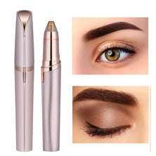 Electric Face Eyebrow Hair Remover