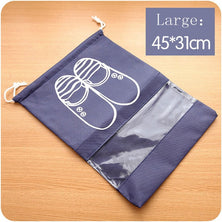 Dust-proof Shoe Cover Pouch Useful Travel Accessories