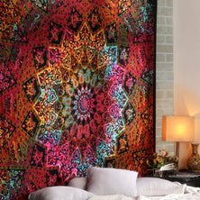 Indian Mandala Hippie Tapestry Online