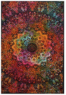 Indian Mandala Hippie Tapestry