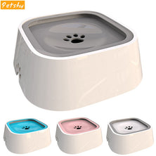 Petshy 1.5L Water Feeder Plastic Portable Dog Bowl