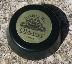 Oldstone Dark Green Cupcake wax