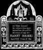 Harry Houdini  # HH31