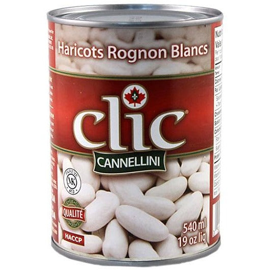 Haricots rognons blancs cannellini