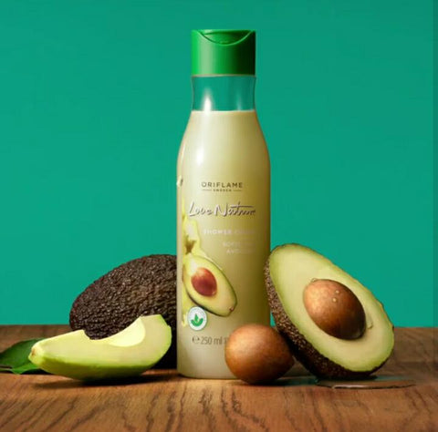 Love Nature Shower Cream Softening Avocado 3