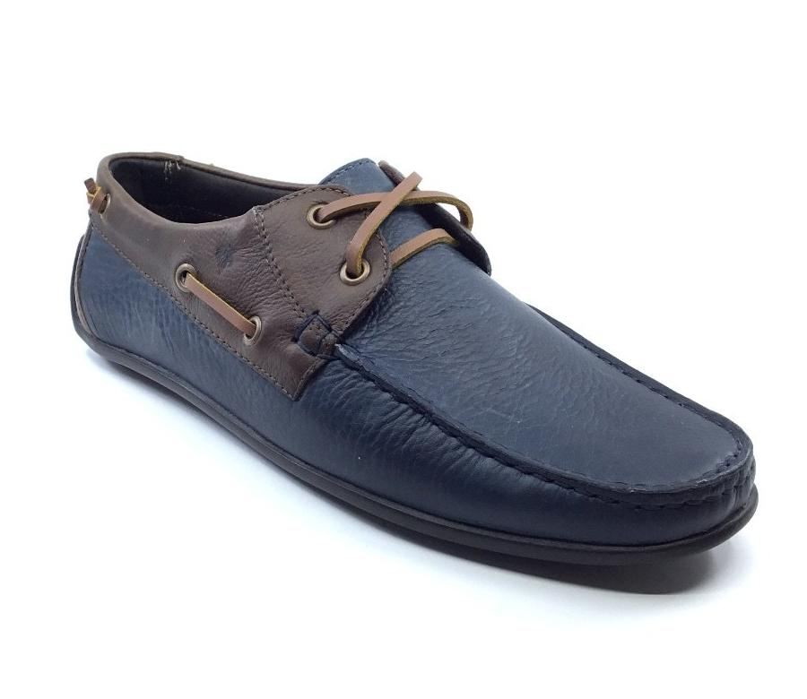 Benito by Angeleone - Designer Italian Boat Shoes