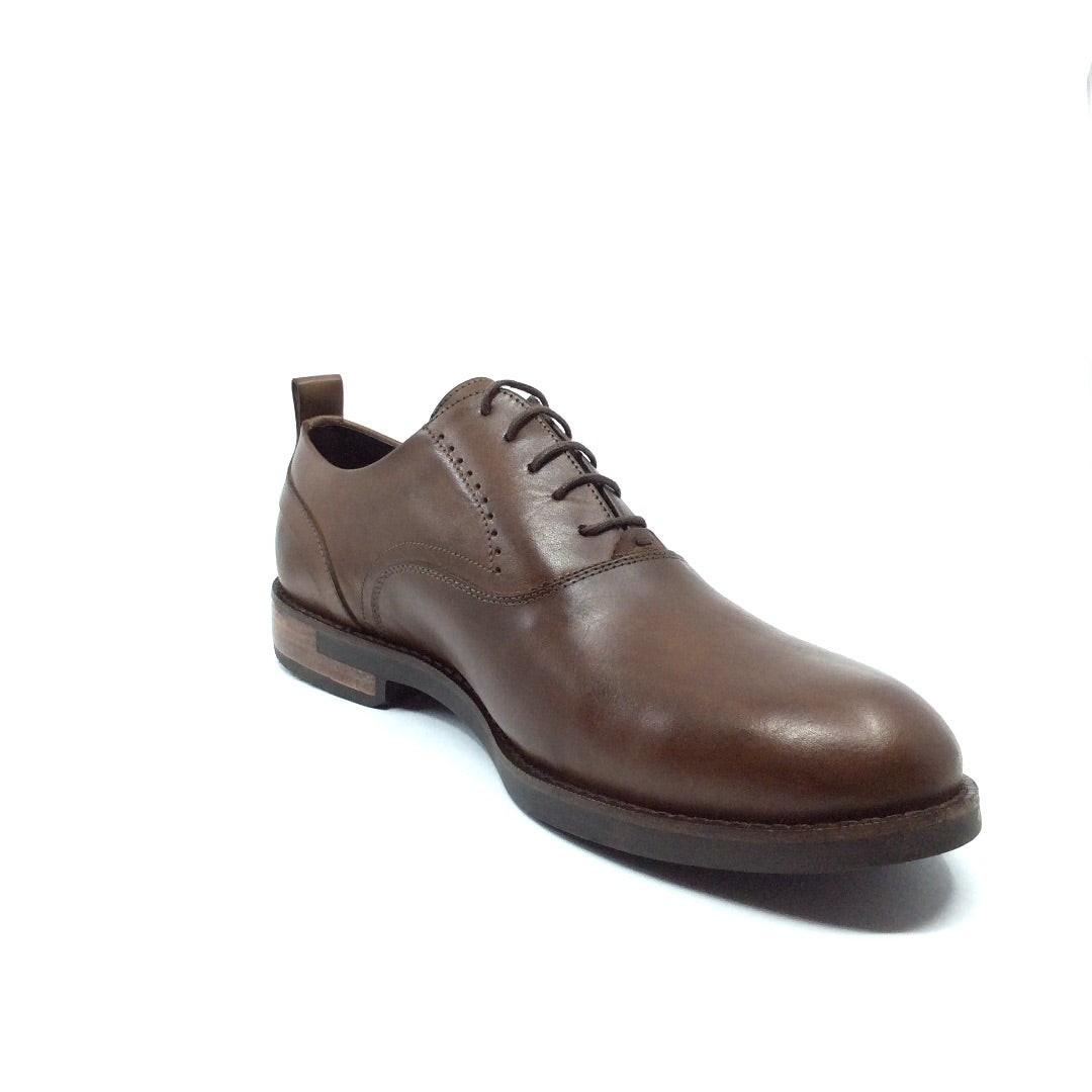 Andino by Angeleone - Brown Oxford Dress Shoes