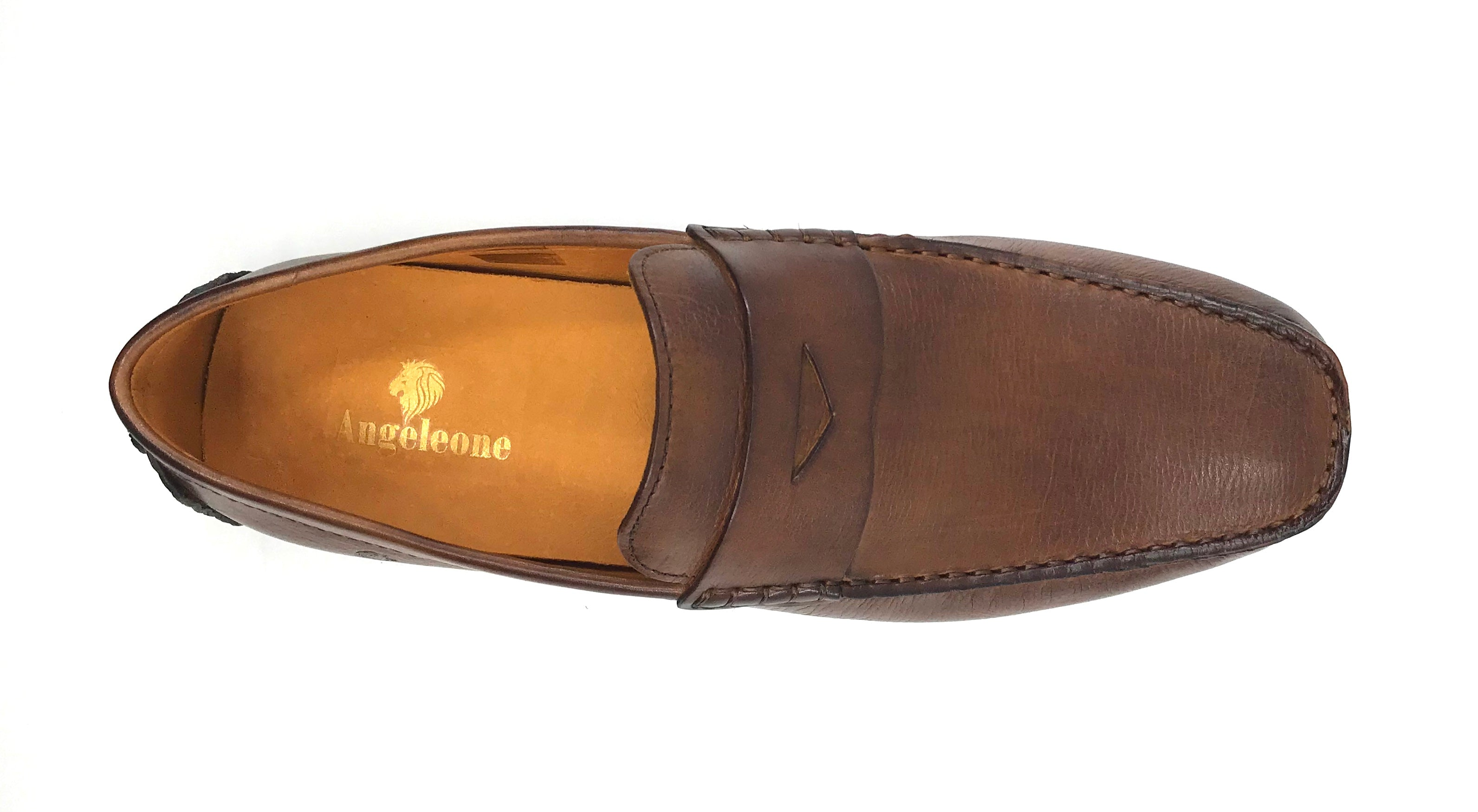 Benini by Angeleone - Italian Penny Loafer Driver