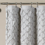 Bayview Shower Curtain Gray 72X72