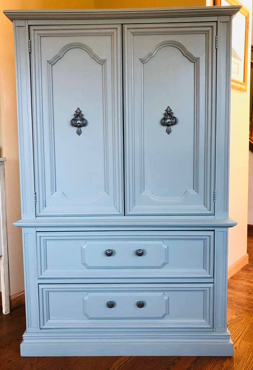 Blue Lace Rethunk Junk Paint  *** RETIRED ***