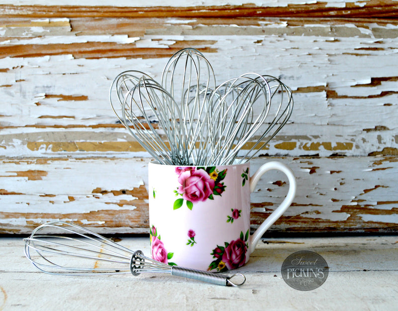 Wire Whisk 6 Inch Sweet Pickins