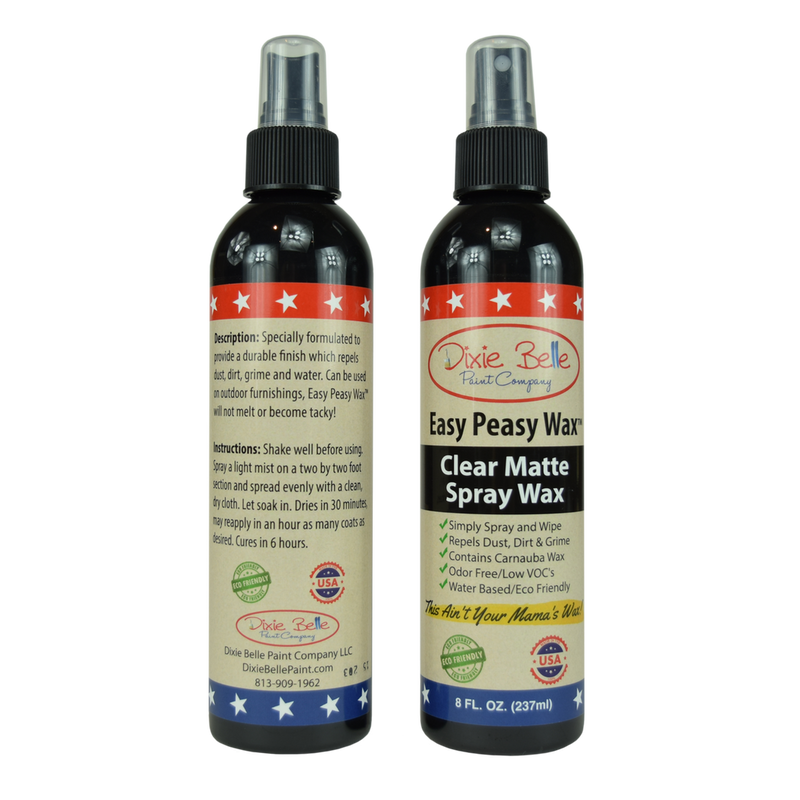 Easy Peasy Spray Wax