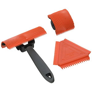 Wood Graining Tool Set