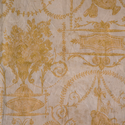 French Quarter Yellow Wallpaper Set of 2 Rolls