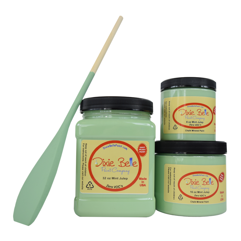 Mint Julep Chalk Mineral Paint