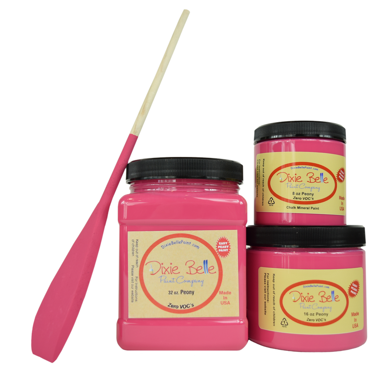 Peony Chalk Mineral Paint Dixie Belle