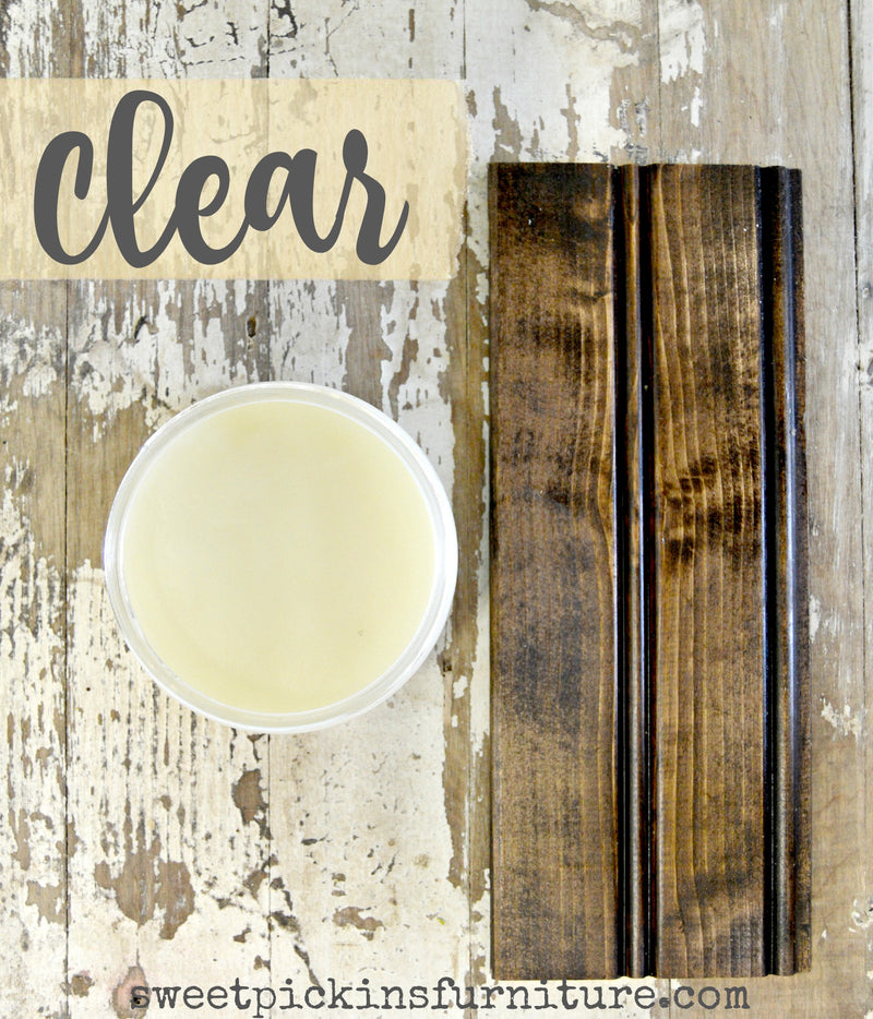 All Natural Beeswax Clear