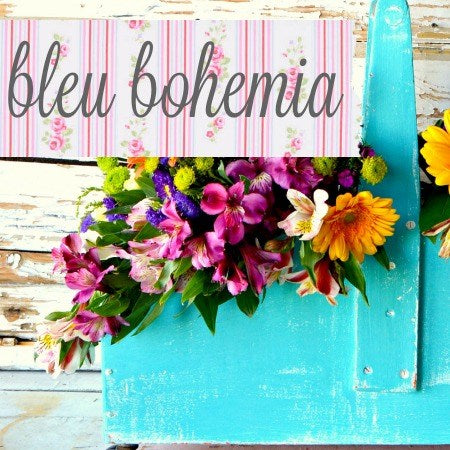 Bleu Bohemia Milk Paint