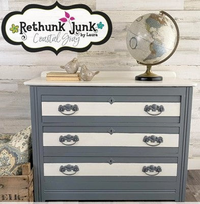 Coastal Gray Rethunk Junk Paint