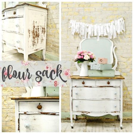 Flour Sack Milk Paint